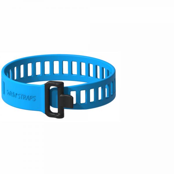 SoftTIE STRAPS 28/400 blue